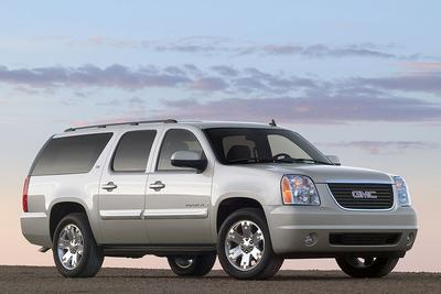 Used 2007 GMC Yukon XL 1500 Denali