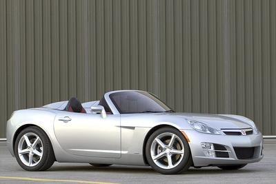 Used 2007 Saturn Sky Base