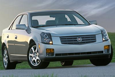 Used 2006 Cadillac CTS Base