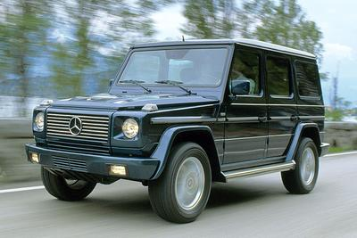 Used 2007 Mercedes-Benz  G500 4MATIC