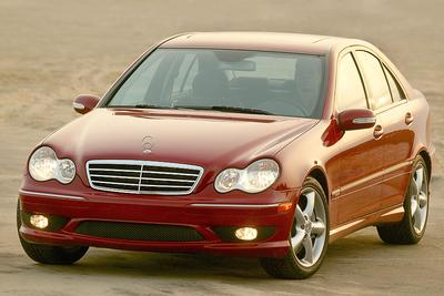 Used 2007 Mercedes-Benz C280 4MATIC