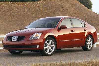 Used 2006 Nissan Maxima SL