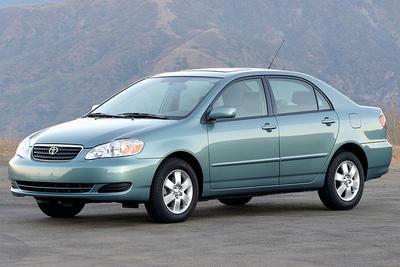 Used 2006 Toyota Corolla XRS