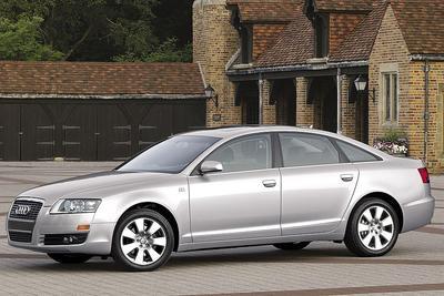 Used 2007 Audi A6 3.2