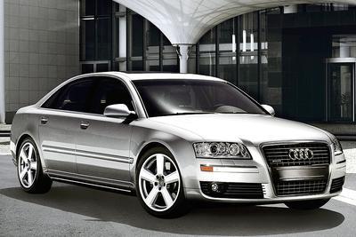 Used 2007 Audi A8