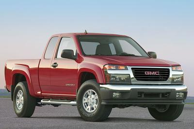 2006 GMC Canyon SLT