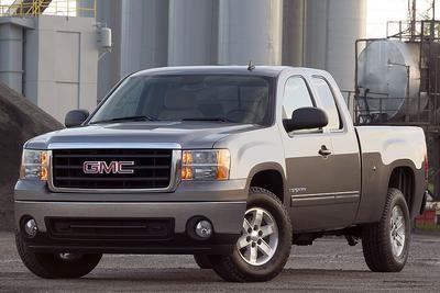 Used 2007 GMC Sierra 1500 SLT