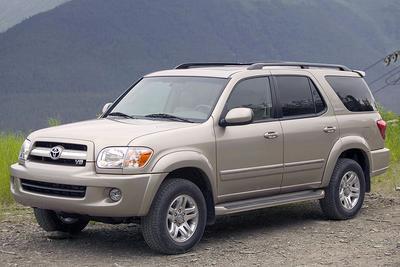 Used 2007 Toyota Sequoia SR5