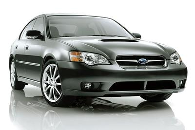 Used 2007 Subaru Legacy 2.5 GT Limited