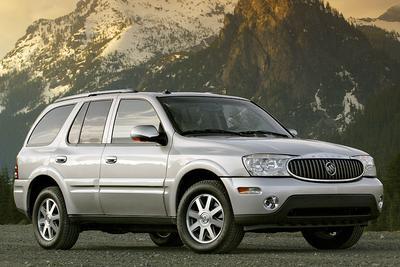 Used 2007 Buick Rainier CXL