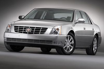 Used 2007 Cadillac DTS Luxury I