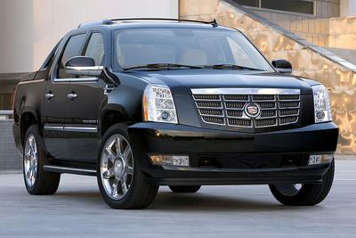 Used 2007 Cadillac Escalade EXT