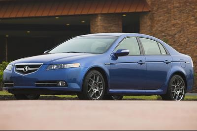 Used 2007 Acura TL Type S w/Navigation