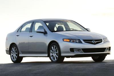 Used 2007 Acura TSX Navigation