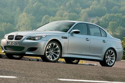 Used 2007 BMW M5