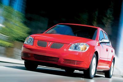 Used 2007 Pontiac G5 GT