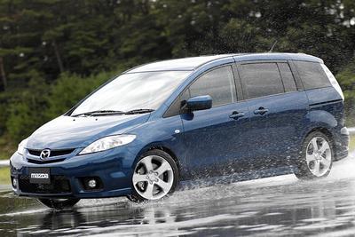 Used 2007 Mazda Mazda5 Sport
