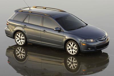 Used 2007 Mazda Mazda6 i