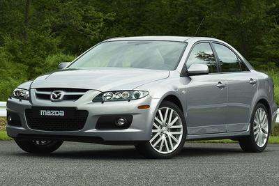 Used 2007 Mazda MazdaSpeed6 Grand Touring