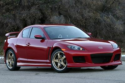 Used 2007 Mazda RX-8 Grand Touring