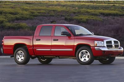 Used 2007 Dodge Dakota SLT