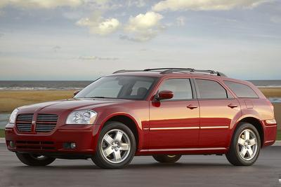 Used 2007 Dodge Magnum Base