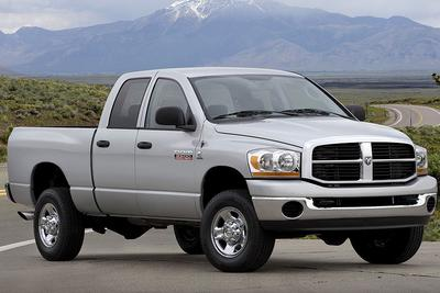 2007 Dodge Ram 1500 SLT/TRX4 Off-Road/Sport