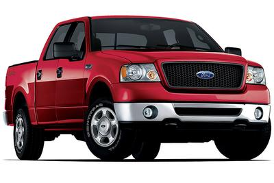 Used 2007 Ford F-150 Lariat SuperCab