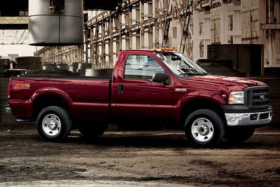 Used 2007 Ford F-250 King Ranch