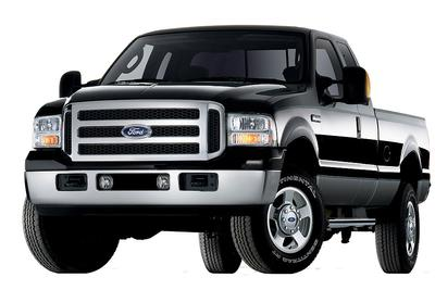 Used 2007 Ford F-350 Lariat Super Duty