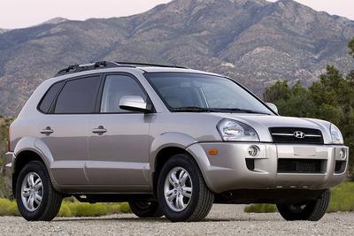 Used 2007 Hyundai Tucson