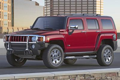 Used 2007 Hummer H3 Luxury