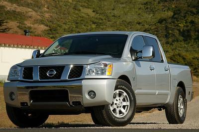 Used 2007 Nissan Titan SE King Cab
