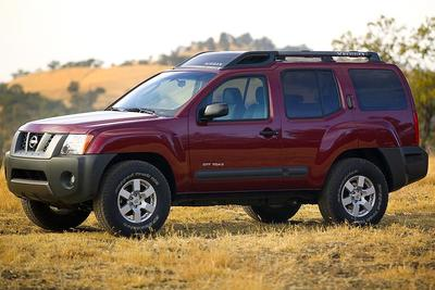 Used 2007 Nissan Xterra Off-Road