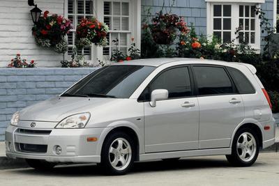 Used 2007 Suzuki Aerio Premium