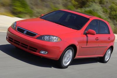 Used 2007 Suzuki Reno