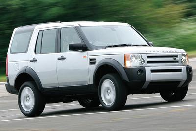 Used 2007 Land Rover LR3 SE