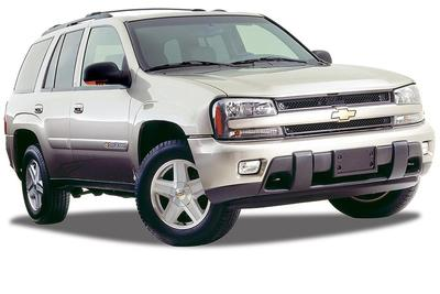 Used 2007 Chevrolet TrailBlazer ROOF