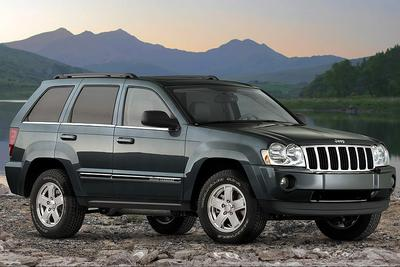 Used 2007 Jeep Grand Cherokee SRT8