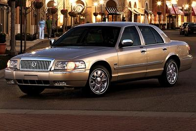 Used 2007 Mercury Grand Marquis GS
