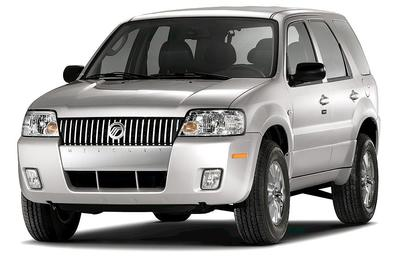 Used 2007 Mercury Mariner Luxury