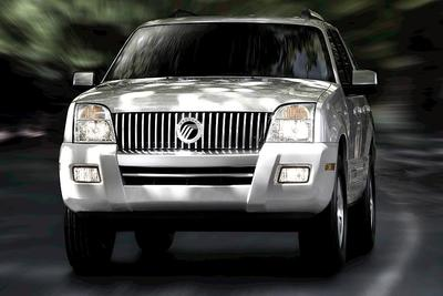 Used 2007 Mercury Mountaineer Premier