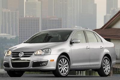 Used 2007 Volkswagen Jetta Wolfsburg Edition