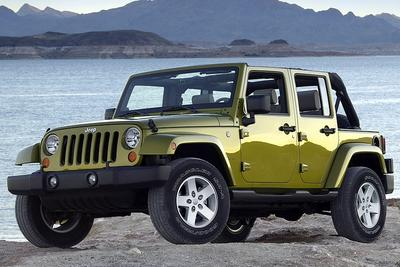 Used 2007 Jeep Wrangler Sahara