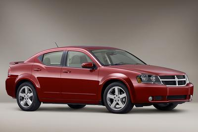 Used 2008 Dodge Avenger SXT