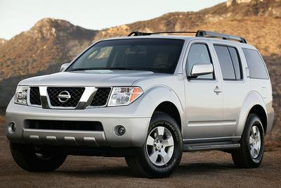 Used 2007 Nissan Pathfinder SE