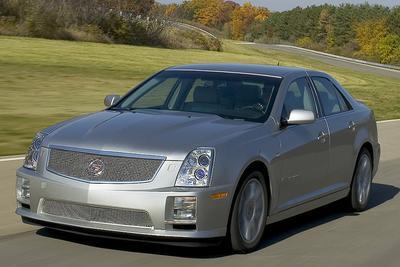 Used 2007 Cadillac STS V