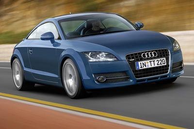 Used 2008 Audi TT 3.2L