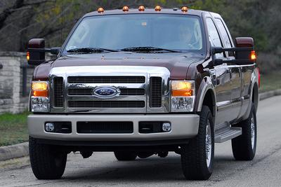 2008 Ford F-350 Lariat Super Duty