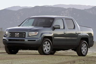 Used 2007 Honda Ridgeline RT